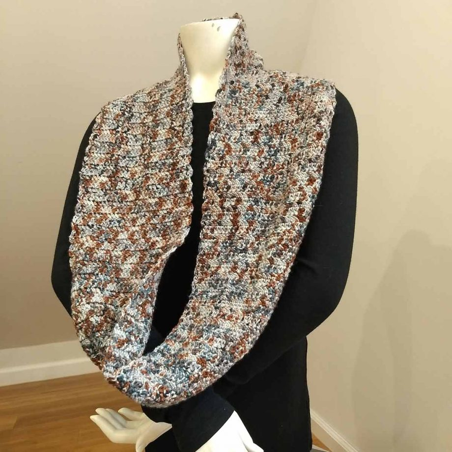 Transitions cowl, color 1040 shown open