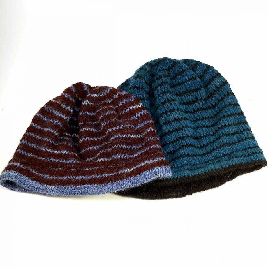 Mendalian hats, samples