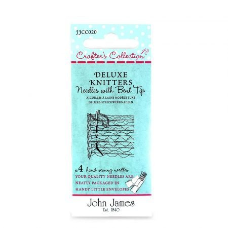 Packaging for Deluxe Knitters Needles